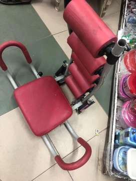 Six pack ABS making chair