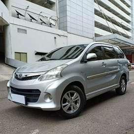[Dp 25 Jt] Toyota Avanza Veloz 1.5 AT Tgn 1 Silver Record Istimewa