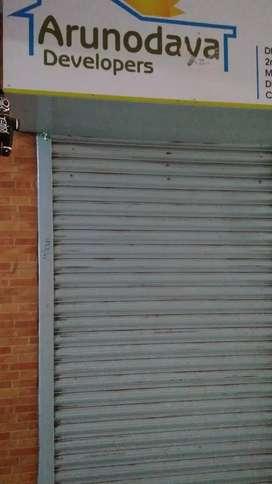 Shop for sale  opp NTTF.