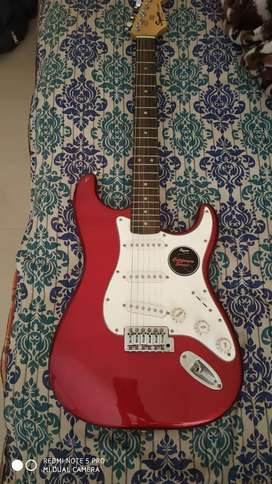 Electric Guitar for sale - Fender Squier California Series (Red)