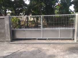 Jual Murah Pagar Besi BRC Elektroplating Galvanis Bojonegoro