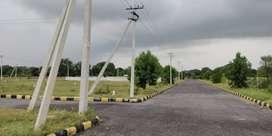 hmda gated open plotes for sale in tukkuguda
