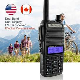 Original Walkie talkie Baofeng UV82 VHF/UHF Digital New two way radios