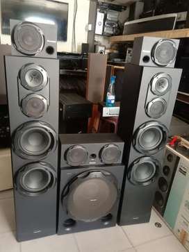 Pioneer 5*1 DTS home theatre system