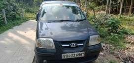 Sell my santro xing car(2008)