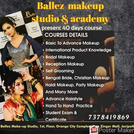 Ballez makeup studio and academy