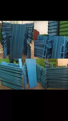 Frame biru hiu scaffolding berkualitas (#702)