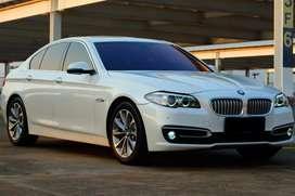 BMW 520d Facelift ( Diesel ) White on Black