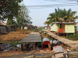 Di Jual Tanah Di Jakabaring Pinggir Jalan Besak Luas 10.000 M