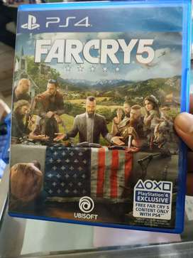 Bd ps 4  farcry 5