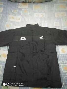jaket bawaan honda asli