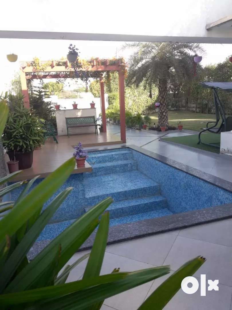 luxurious farm house available on rent near 2 km from model town 0