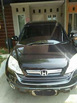 HONDA ALL NEW CRV 2008 HITAM