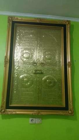 Pintu ka'bah jumbo