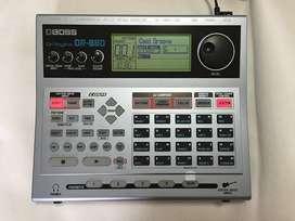 Boss dr 880 rhythm machine