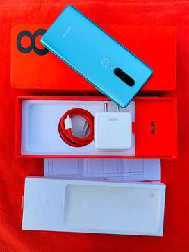 One Plus 8... 12GB Ram 256GB Internal Glacial Green only 6 Month old