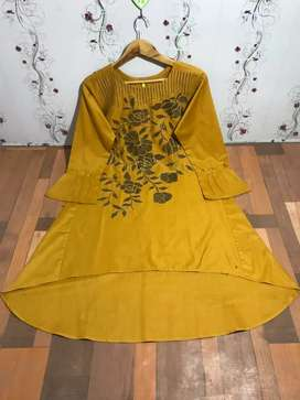 Gorgious Embroidered kurtis