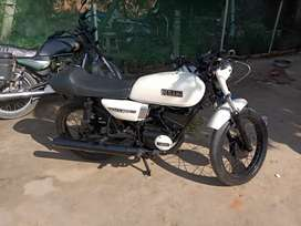 Good condition fully modified yamaha rx 100