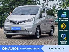 [OLX Autos] Nissan Evalia 2014 ST 1.5 Bensin M/T Silver #Power Auto ID