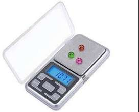 Timbangan emas 200 gram digital pocket scale mini