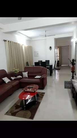 3 bhk fully furnished flat for rent kanjikuzhy