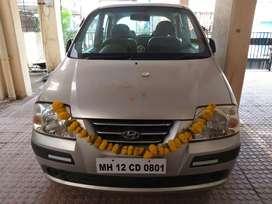 Best selling car santro