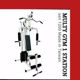 home gym alat fitnes taiwan ID-678