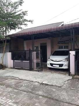 Rumah dijual lokasi strategis, aman, bebas banjir