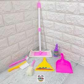 Mainan Anak Alat Bersih Bersih Little Helper