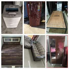 Rent 400 fridge washing machine all type furniture