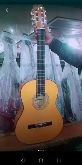 Spanish Guitar available.