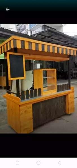 Gerobak booth bwng buchory