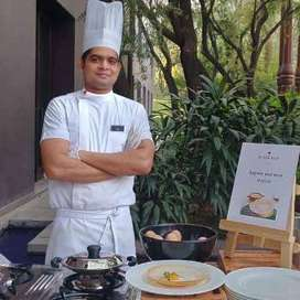 Home chef for event or party's