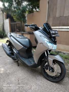 Yamaha Lexi 2020 mulus