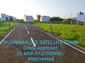 No Brokerage Sattilitte Town Thirumazhisai Vellavedu
