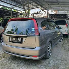 Honda stream metik 2005 dauble blower langka