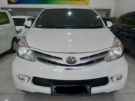 Toyota Avansa 1.5 G M/T Thn 2012