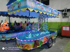Jual Odong odong Robocar pancingan elektrik magnet promo DCN