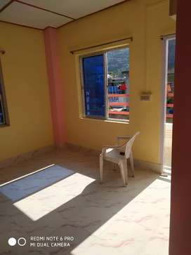 Rcc 1bhk part available for rent at bhangagarh