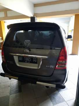 Toyota Inova V manual bensin