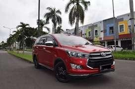 Toyota Innova Venturer 2.4 AT Diesel Red Colour!