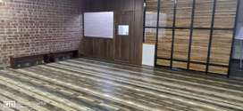 Furnished office space for rent