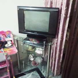 TV Noble  LCD style  with free TV trale  and DVD  15000