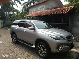 Jual Toyota Fortuner VRZ Tahun 2017