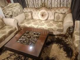 Code YSS-GVAmazing Fancy style sofa set for your drawing room for sale