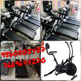Exercise cycle hi cycle or Treadmills Available