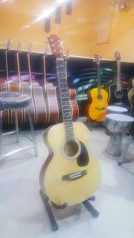 """Acoustic Guitar Silly 38"""" with Trussrod"""