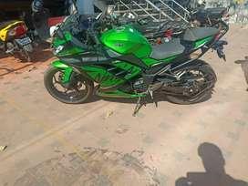 2019 model Kawasaki ninja 300