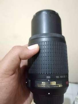 Nikon AFS 55-200