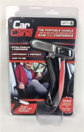 New 4in1 Car Cane Grab Bar Safety and Independence Device